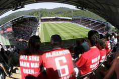 @Freiburg Schwarzwald-Stadion #9ine
