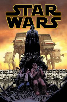 COMICS: Han And Chewie Are In Serious Trouble On John Cassaday's STAR WARS #2 Cover