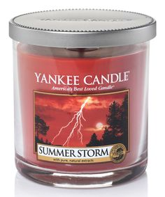 This Summer Storm 7-Oz. Tumbler Candle by Yankee Candle is perfect! #zulilyfinds