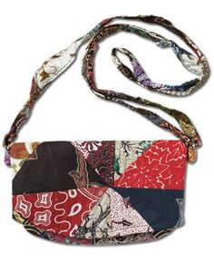 SoulFlower-Patch It Up Mini Bag-$20.00