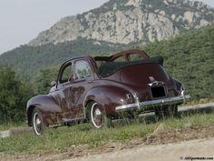 Peugeot 203 A Decouvrable 1951