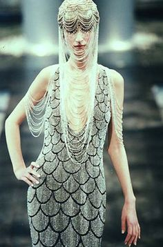Alexander McQueen for Givenchy, Spring/Summer 1998, Haute Couture