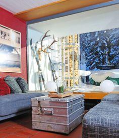 Saanewald Lodge, Gstaad, Switzerland. #ski #boutique #hotel #travel i-escape.com
