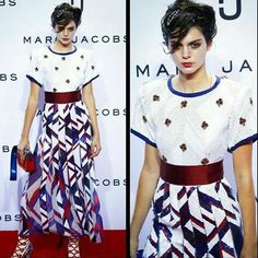 Via Trendiestpeople ❤️this look #MarcJacobs Ready-to-Wear Spring/Summer 2016 Runway show at New York Fashion Week. #KemdallJenner #NewYorkFashionWeek #NYFW #NewYork #FashionWeek #SpringSummer #ReadyToWear #RTW #SS16 #Fashion #Designers #RunWay #Models #Celebrities #Trends #FashionBlogger #Blogger #Fashionista #Brands #FrontRows #CatWalk #Outfits #Inspirations #Love #FashionIcon #StreetStyle #TrendiestPeople