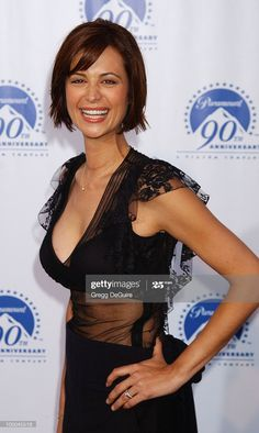 News Photo : Catherine Bell during Paramount Pictures... Jennifer Aniston Style, The Hollywood Reporter, Hollywood Walk Of Fame, Hottest Female Celebrities, Celebs, Bell Pictures, Kelly Hu, Catherine Bell, Anniversary Pictures