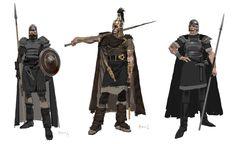 Dermot Power - Beowulf