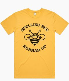 Schrodingers Cat, Spelling Bee, Bee Design, Quality T Shirts, Tshirts Online, Mens Tops, Ideas, Thoughts