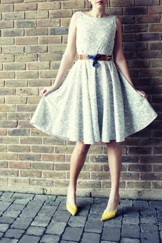 Betty Dress from Sew Over it