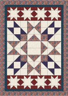 Stand Proud Quilt Kit -Out until next month