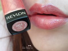 Revlon Lip Butter in 'Pink Truffle'. Such a pretty colour and really moisturising.