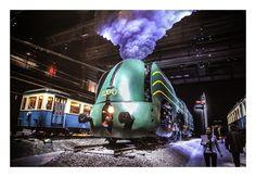 """'De trein is het verlengstuk van de verbeelding"""" Trainworld"""