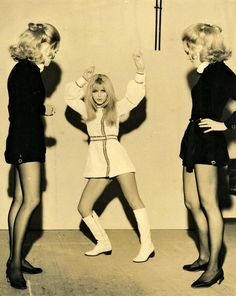 Go Go Dancers (1960s)