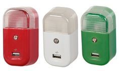 All Goods wall charger w/ night-light $5.99