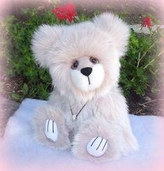 Un ours pour la tombola / A bear for the raffle - Un ours dans ma maison