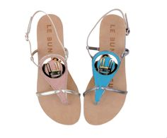 Summer Party Sandals.