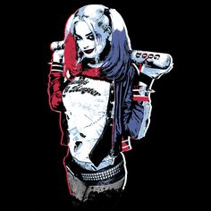 Suicide Squad Harley Quinn Tee Additional Image