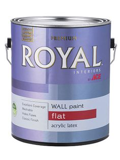 Ace Royal Interior Paint Goodhousekeeping