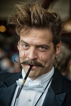 2013 Just for Men National Beard and Moustache Championships   #movember