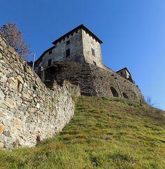 Il Castello di casaleggio Boiro (AL) | Le mie foto