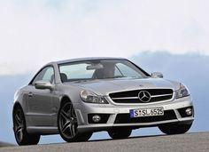 Mecedes Benz SL 65 AMG