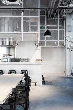 Usine Restaurant,Courtesy of Richard Lindvall