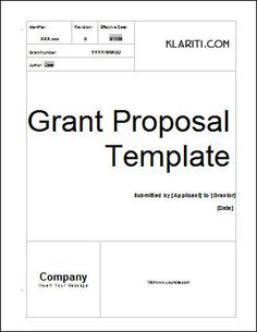 horizonbook-one-page-template preview | Grant Writing | Pinterest ...