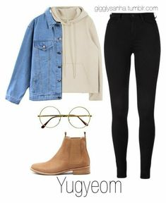 Latest winter korean fashion - New Site Korean Fashion Kpop Inspired Outfits, Bts Inspired Outfits, Korean Fashion Trends, Kpop Fashion Outfits, Edgy Outfits, Cute Casual Outfits, Simple Outfits, Fall Outfits, Korean Outfits Kpop