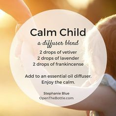 Great diffuser blend.