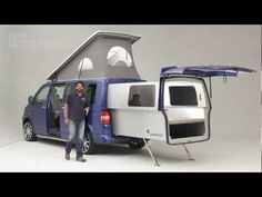Van and RV - This Car Has It All