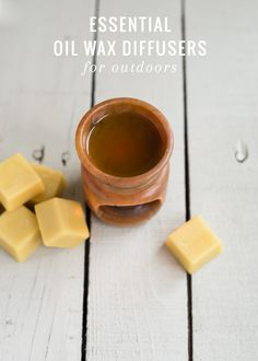 DIY: Insect-Repellent Citronella Diffusers (That Actually Smell Good)