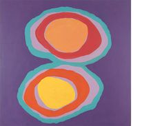 Jules Olitski    Untitled-Seven, 1960    Magna acrylic on canvas
