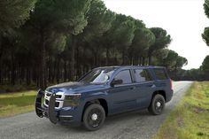 2015 chevy tahoe police package | 2015 Chevy Tahoe PPV