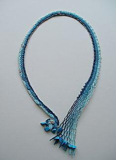 Lace Necklace, Lace Jewelry, Jewellery, Bobbin Lacemaking, Lace Heart, Tatting Lace, Needle Lace, Lace Design, Lace Detail