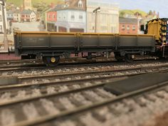The ZDA Bass wagon joins the shunting puzzle at Inglenook South.