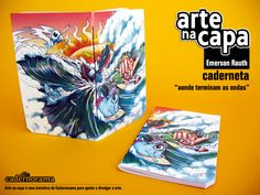 Arte na Capa - Emerson Rauth/ Art on the cover- Emerson Rauth