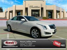 Have you been in the 2014 Cadillac ATS yet? You're missing out! Garland Texas, Cadillac Ats, Driving Test, Cars For Sale, Dallas, Vehicles, Cars For Sell, Car, Vehicle