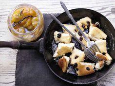 Austria: Kaiserschmarrn | 24 Pancakes From Around The World