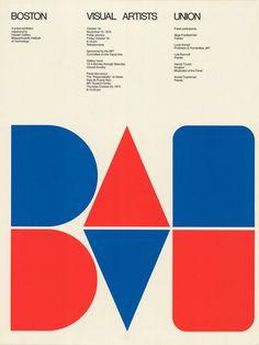 Jacqueline Casey – Boston Visual Artists Union, 1973