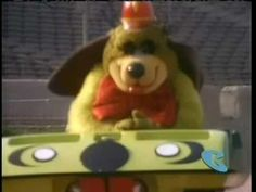 The Banana Splits.  I was raised on this.  How did I not turn out even more warped than I am?  However, I realize now I might have developed my love of soul music from this show.  And I thought the Sour Grapes Bunch was hot.