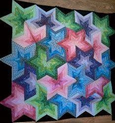 Star Shuffle by Barbara Cline