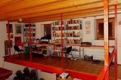 Molin de Portegnach, strada provinciale, 38030, Faver, Val di Cembra Loft, Furniture, Home Decor, Decoration Home, Room Decor, Lofts, Home Furnishings, Home Interior Design, Attic Rooms