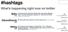 MJ Monaghan Blog:  Tips About Twitter Hashtags