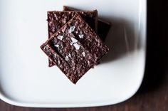 This recipe is one part of a master brownie recipe Medrich designed to use whatever chocolate you have in the house -- but the best version happens to be the one that only requires cocoa powder. By taking out the chocolate, with its inevitable fat and almost-inevitable sugar, Medrich was able to control and fine-tune the proportions of both. When she added back in the fat (via butter), the middles stayed softer. When she added back in granulated sugar, the crusts were shinier and more…