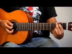 How to play Stand By Me by Ben E. King on guitar - YouTube