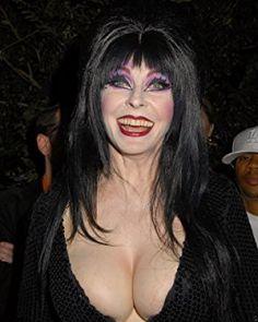 Elvira / Cassandra Peterson 8 x 10 / Photo Picture Cassandra Peterson, Dark Beauty, Gothic Beauty, Elvira Movies, Beautiful Celebrities, Beautiful Women, Dark Pictures, Goth Women, Sexy Makeup