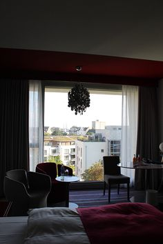Reiseblog Hotelbericht Radisson Blu Hotel Medienhafen Düsseldorf Business Ausblick Blogger Workshop