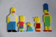 Simpsons family by macacco