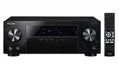 Sintoamplificatore AudioVideo Hi-Fi Home Teather Pioneer VSX-430-K 5.1 Canali-5 x130 W 6 Ohm-BlueTooth Wireless integrato-processore Video aureus--4k 60p pass through-HDCP 2.2,HDMI 2.0 4 in/1 out 3D/ARC/CEC-DSD(SACD) via HDMI-Modalità surround avanzate con surround per cuffia. Audio Digitale da Iphone)Ipod da Usb. Ingresso Usb(Audio-foto) sintoinizzatore Am/Fm telecomando colore nero.: Amazon.it: Elettronica