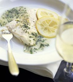 Butterfish is a white fish that cooks up quickly. This recipe serves well with crusty bread or mashed potatoes and is ready in 30 minutes.