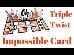 Triple Twist Impossible Card - YouTube